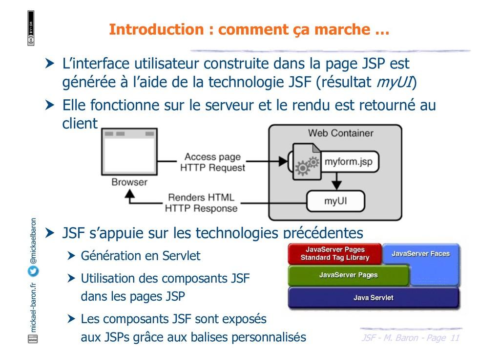 11 JSF - M. Baron - Page mickael-baron.fr @mick...