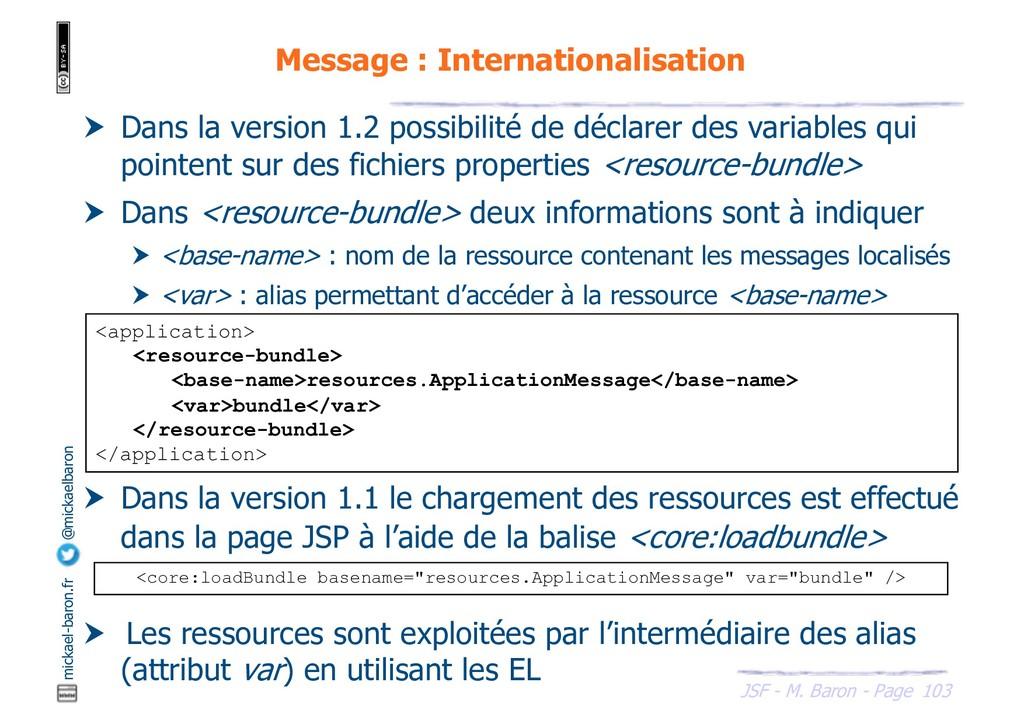 103 JSF - M. Baron - Page mickael-baron.fr @mic...
