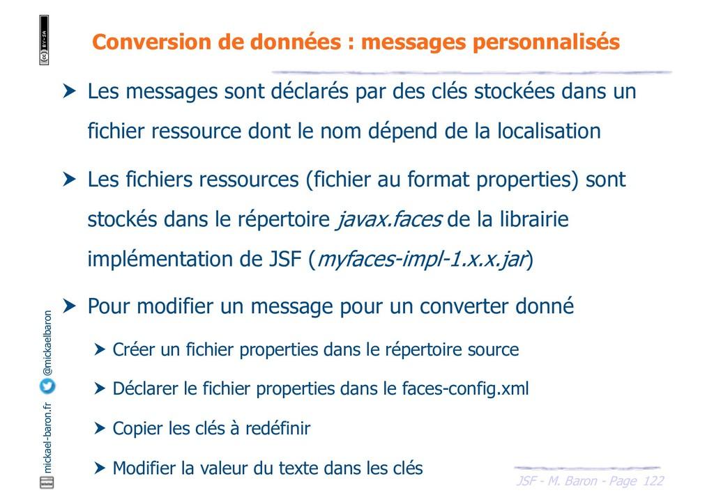 122 JSF - M. Baron - Page mickael-baron.fr @mic...