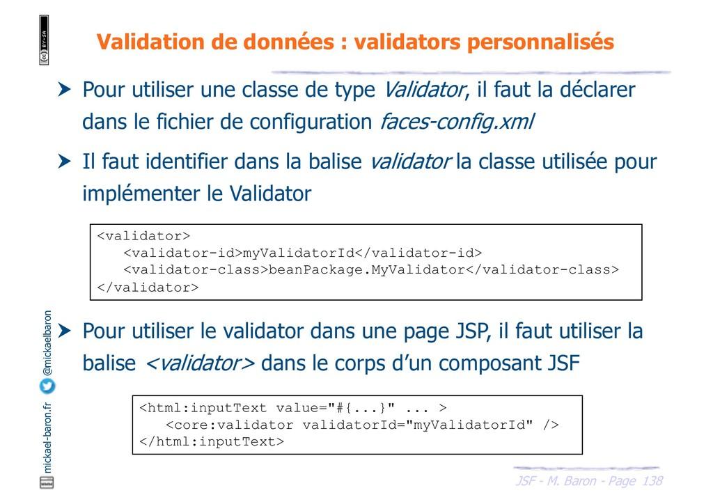 138 JSF - M. Baron - Page mickael-baron.fr @mic...