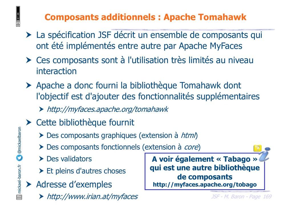 169 JSF - M. Baron - Page mickael-baron.fr @mic...