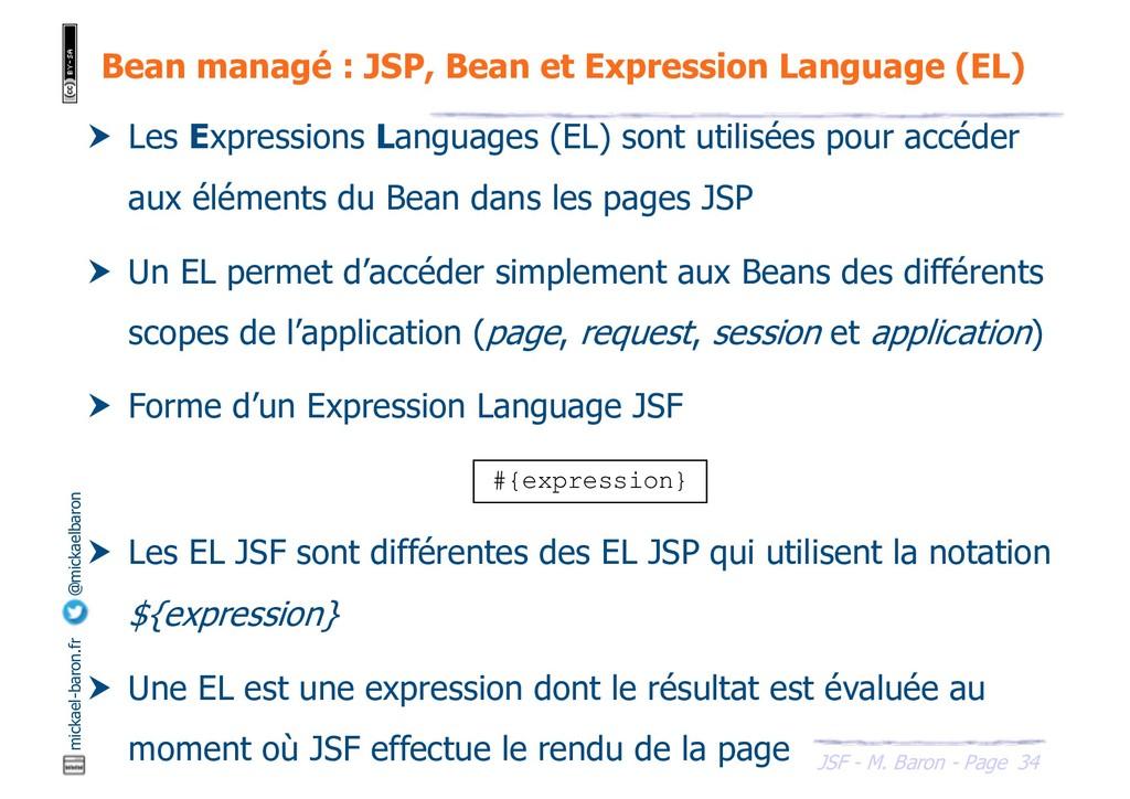 34 JSF - M. Baron - Page mickael-baron.fr @mick...