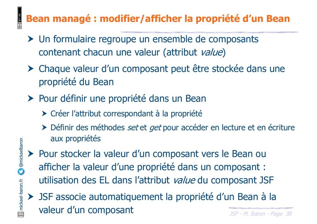 38 JSF - M. Baron - Page mickael-baron.fr @mick...