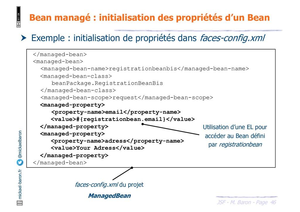 46 JSF - M. Baron - Page mickael-baron.fr @mick...