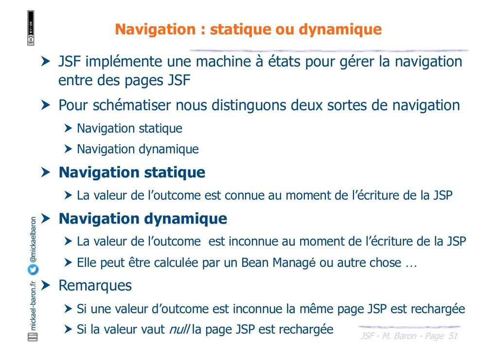 51 JSF - M. Baron - Page mickael-baron.fr @mick...