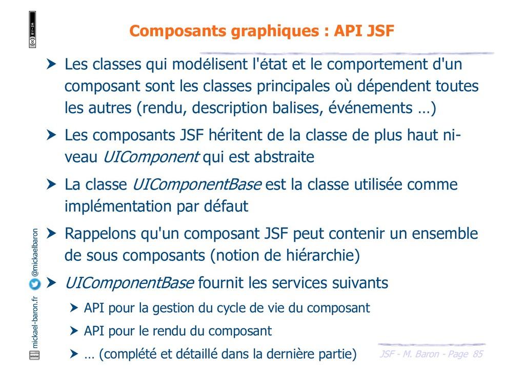 85 JSF - M. Baron - Page mickael-baron.fr @mick...