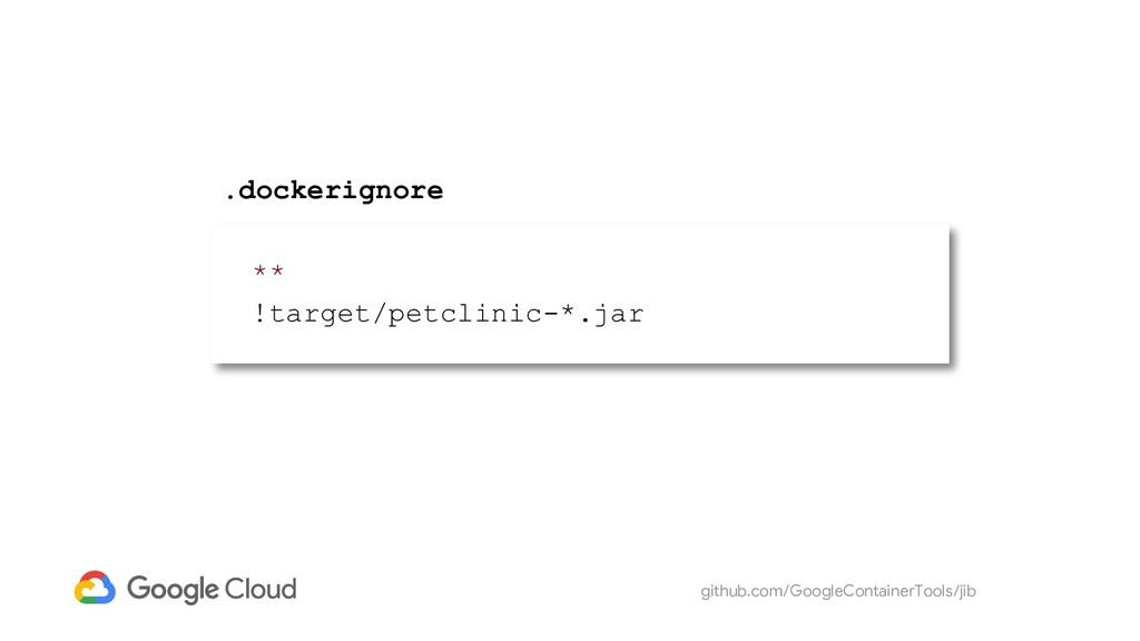 github.com/GoogleContainerTools/jib ** !target/...