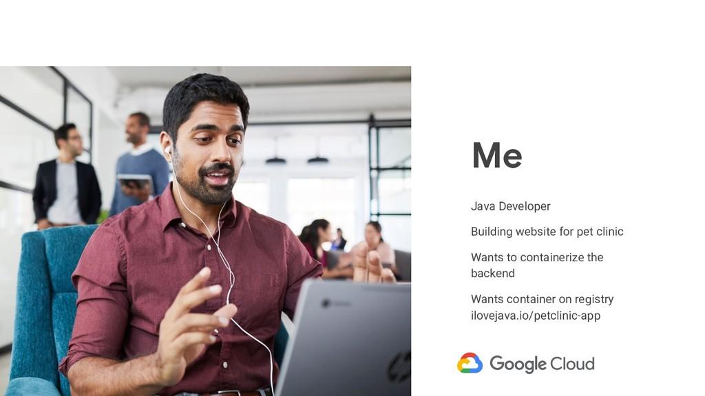 github.com/GoogleContainerTools/jib Me Java Dev...