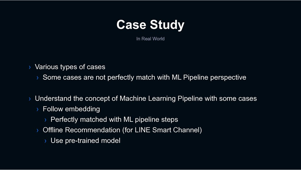 Case Study In Real World › Various types of cas...