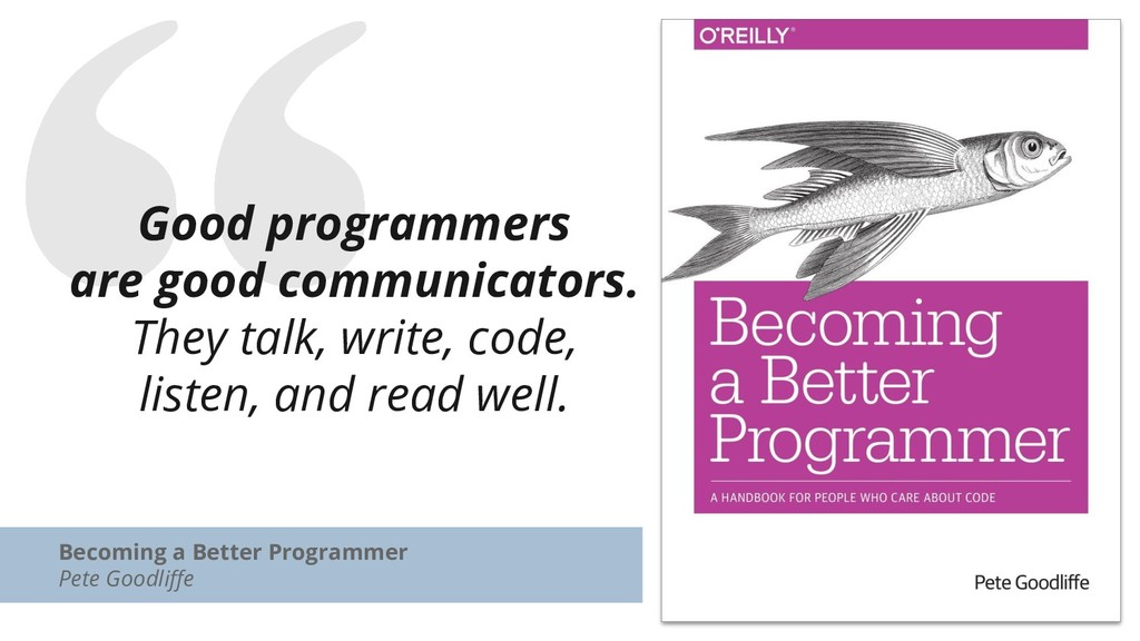 Becoming a Better Programmer Pete Goodliffe Goo...