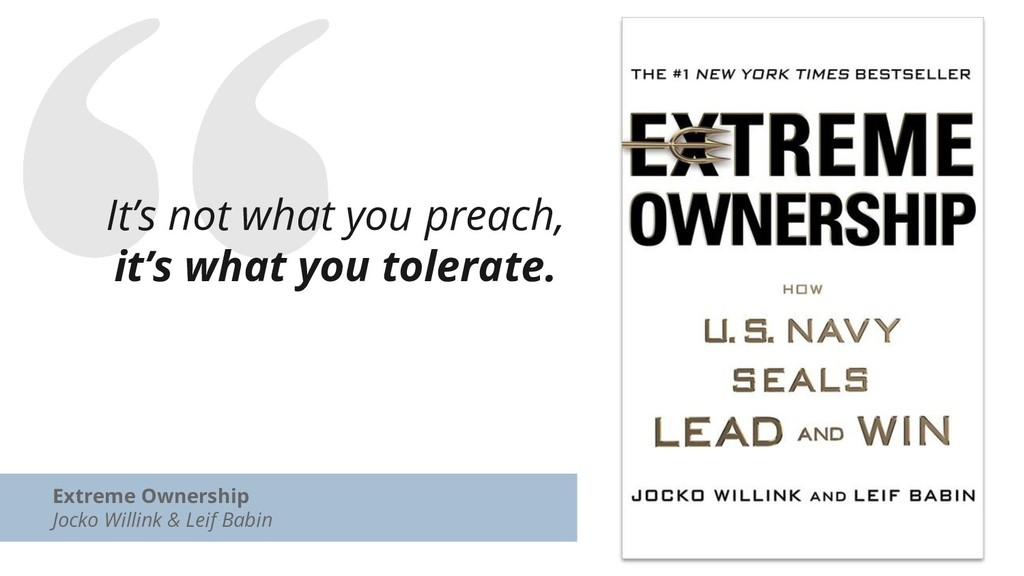 Extreme Ownership Jocko Willink & Leif Babin It...