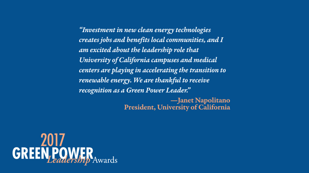 """Investment in new clean energy technologies cr..."