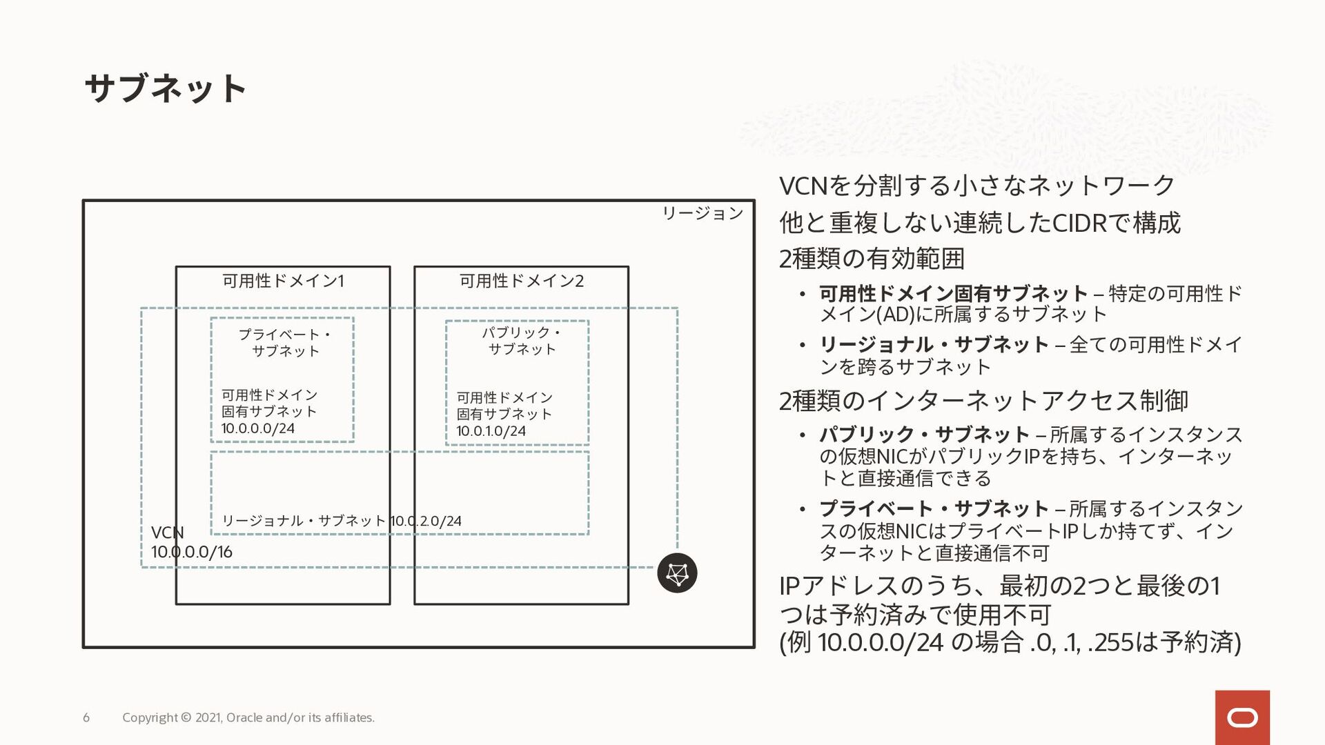 CIDR (Classless Inter-Domain Routing) • xxx.xxx...