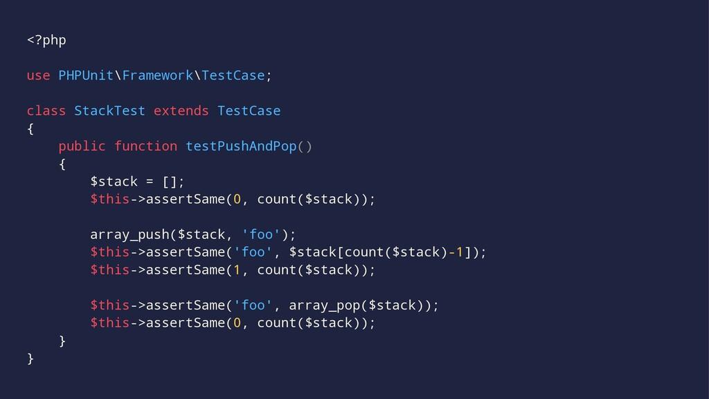 <?php use PHPUnit\Framework\TestCase; class Sta...
