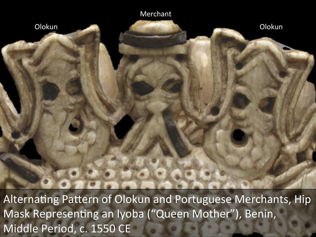 Alterna=ng PaQern of Olokun and ...