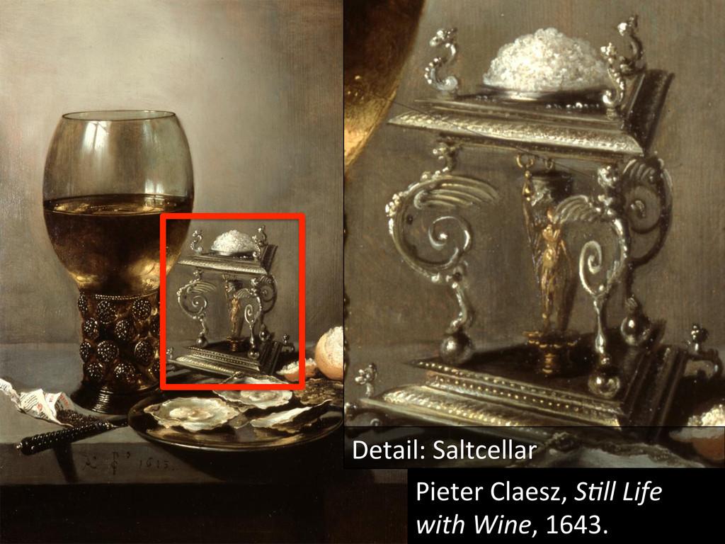 Pieter Claesz, S8ll Life  with W...