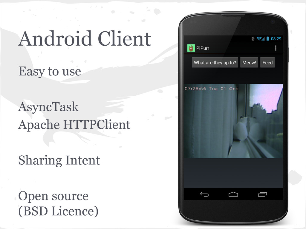 Android Client Easy to use AsyncTask Apache HTT...