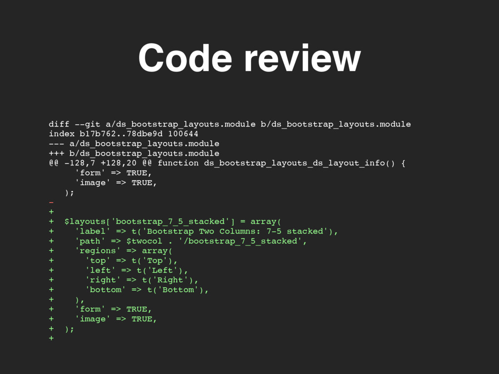 Code review diff --git a/ds_bootstrap_layouts.m...