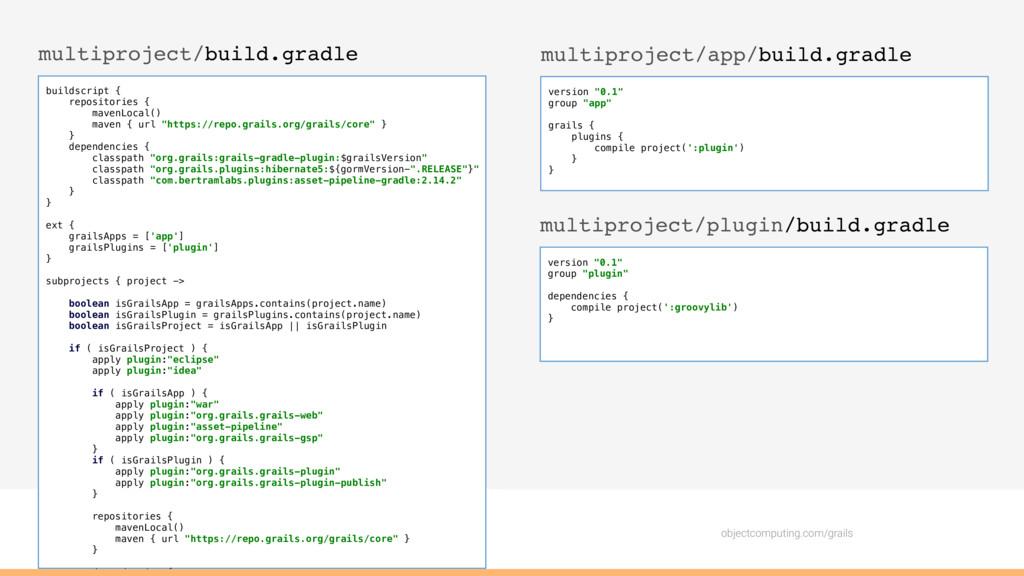 buildscript { repositories { mavenLocal() maven...