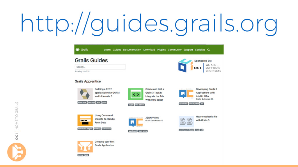 http://guides.grails.org