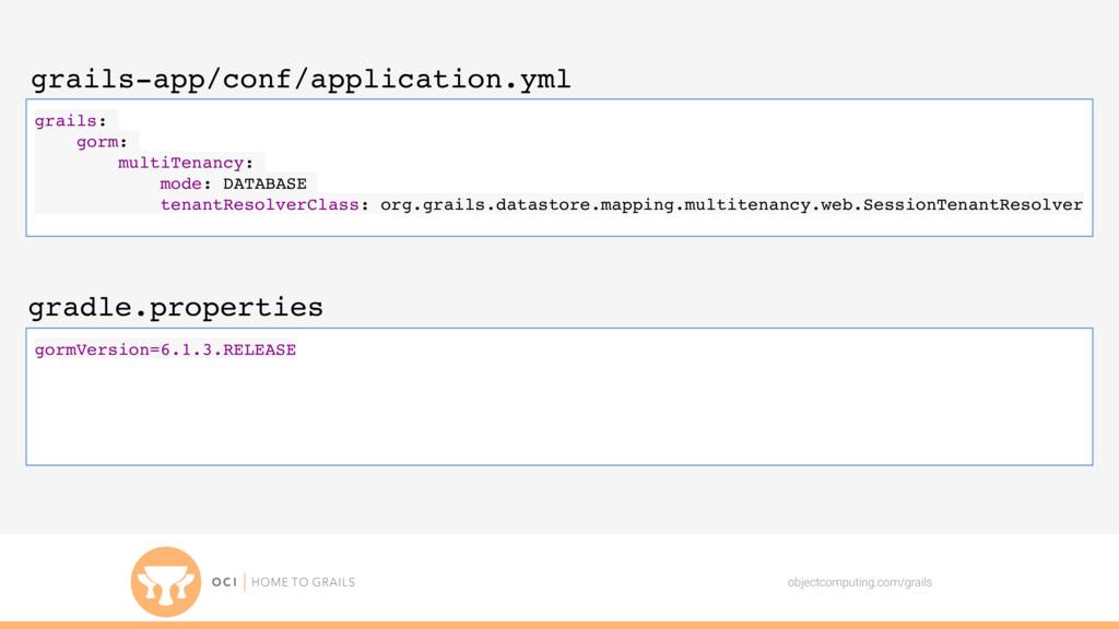 objectcomputing.com/grails grails-app/conf/appl...