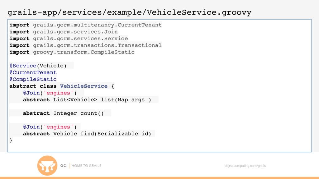 objectcomputing.com/grails grails-app/services/...