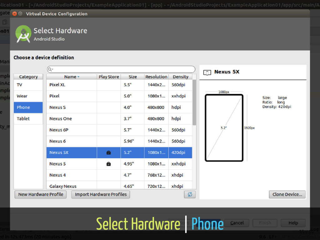 Select Hardware | Phone 35 / 89