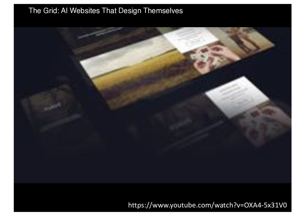 The Grid: AI Websites That Design Themselves ht...