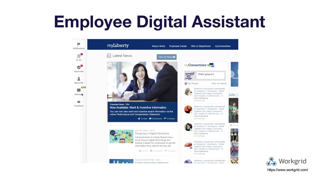 Employee Digital Assistant https://www.workgrid...