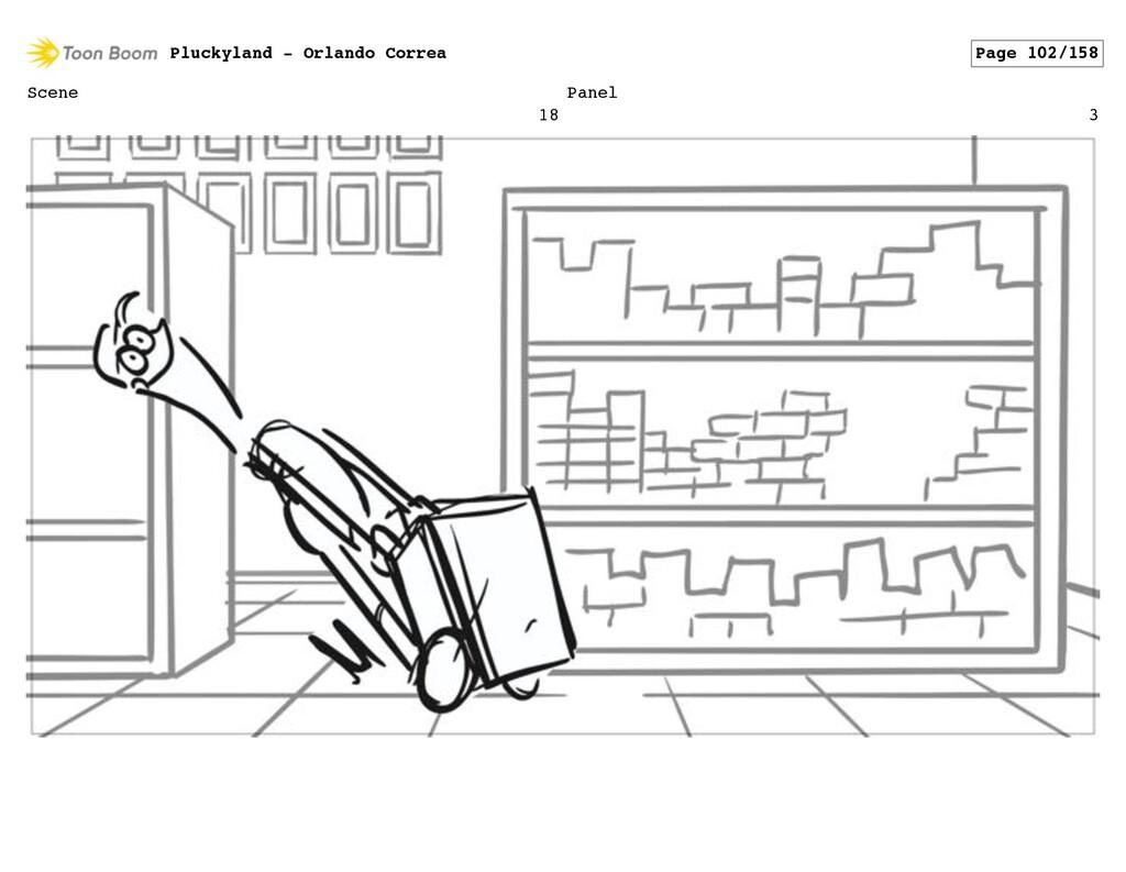 Scene 18 Panel 3 Pluckyland - Orlando Correa Pa...