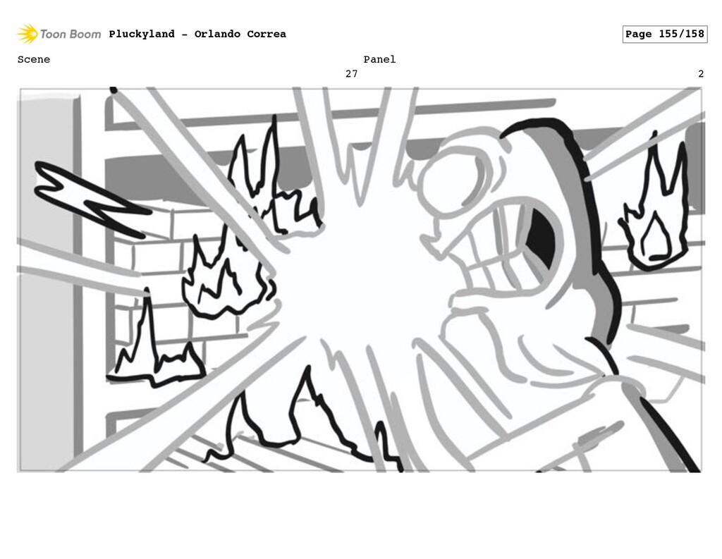 Scene 27 Panel 2 Pluckyland - Orlando Correa Pa...