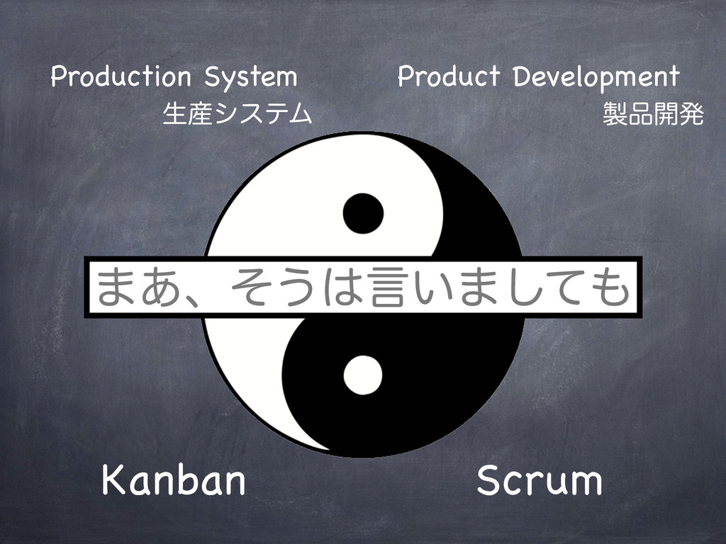Production System Product Development ੜ࢈γεςϜ ੡඼...