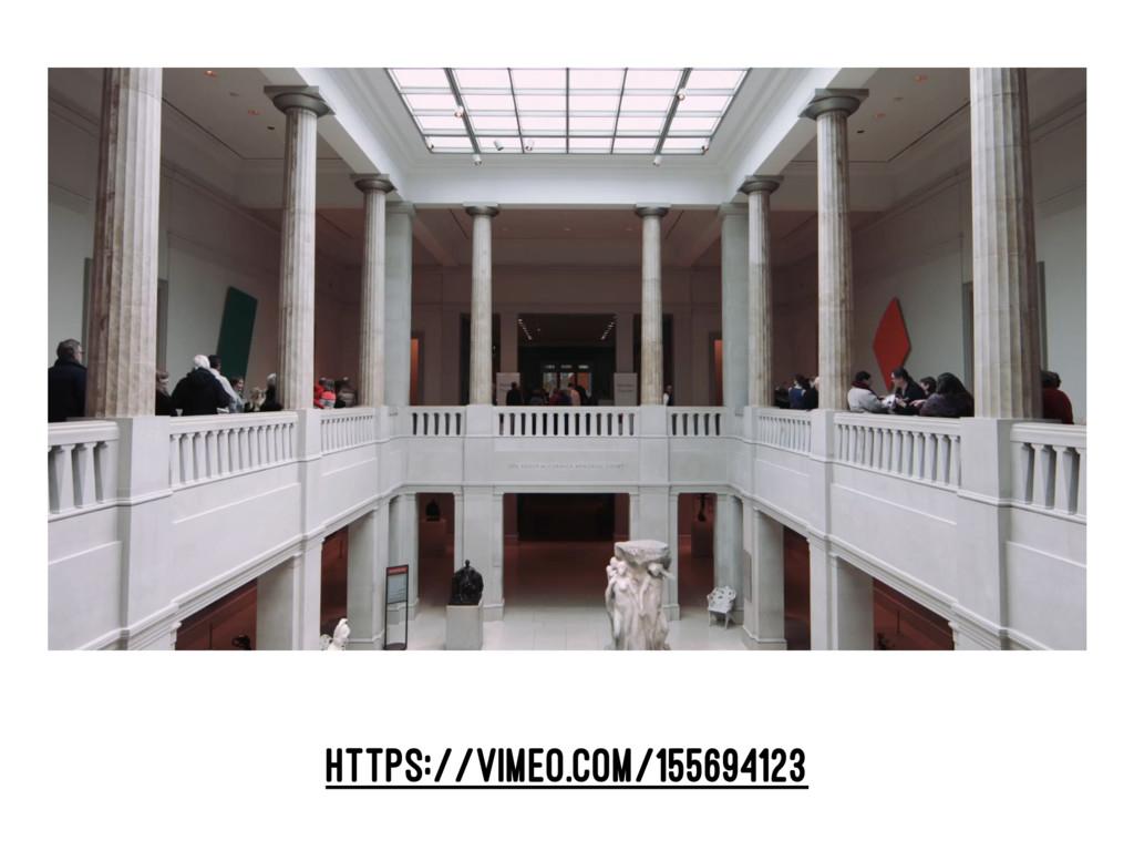 HTTPS://VIMEO.COM/155694123