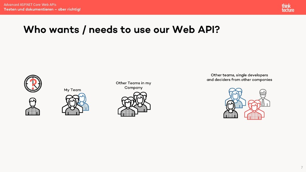 7 Advanced ASP.NET Core Web APIs