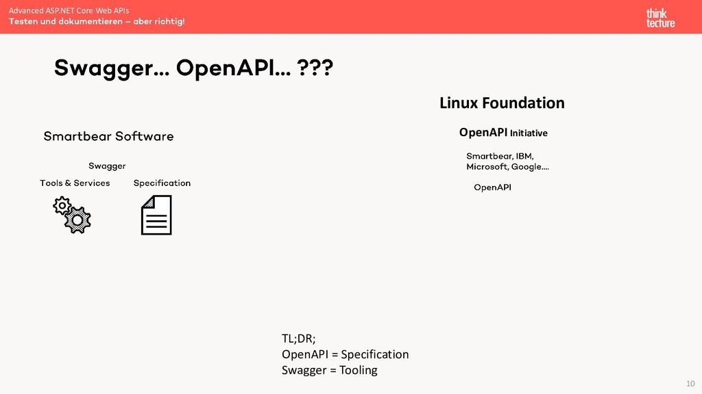 10 Advanced ASP.NET Core Web APIs OpenAPI Initi...
