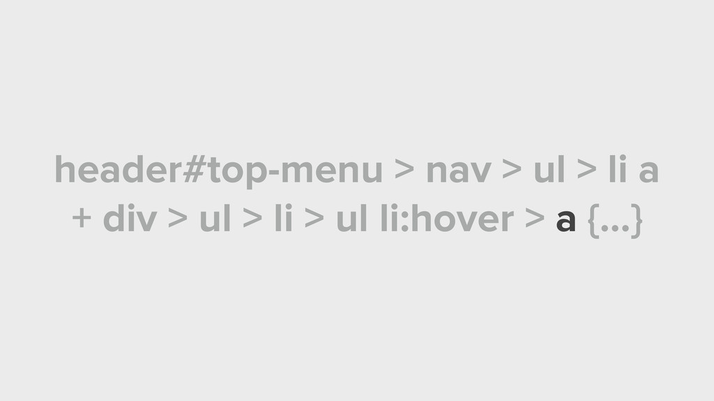 header#top-menu > nav > ul > li a + div > ul > ...