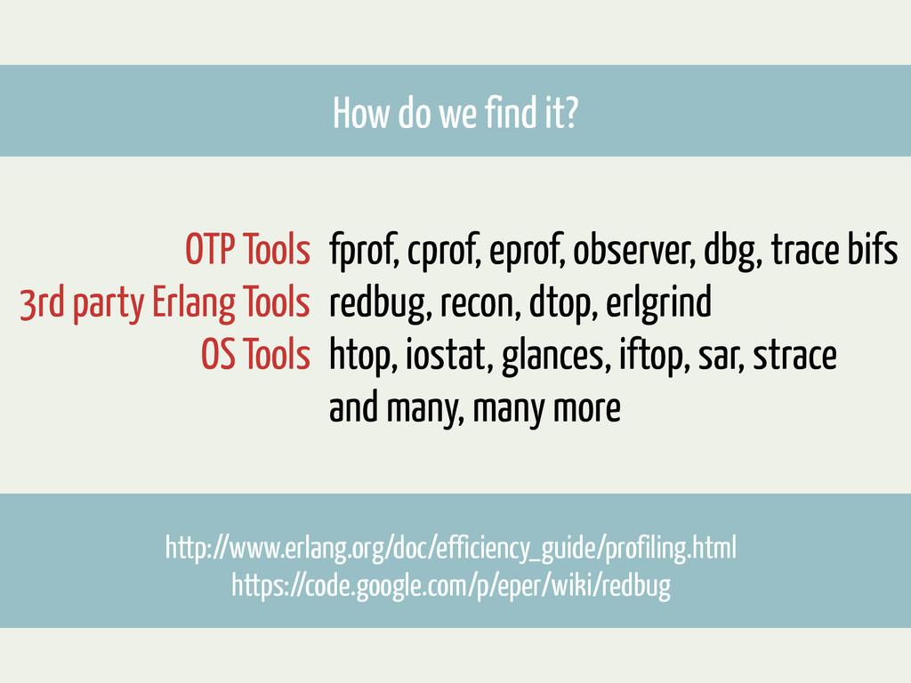 How do we find it? http://www.erlang.org/doc/ef...