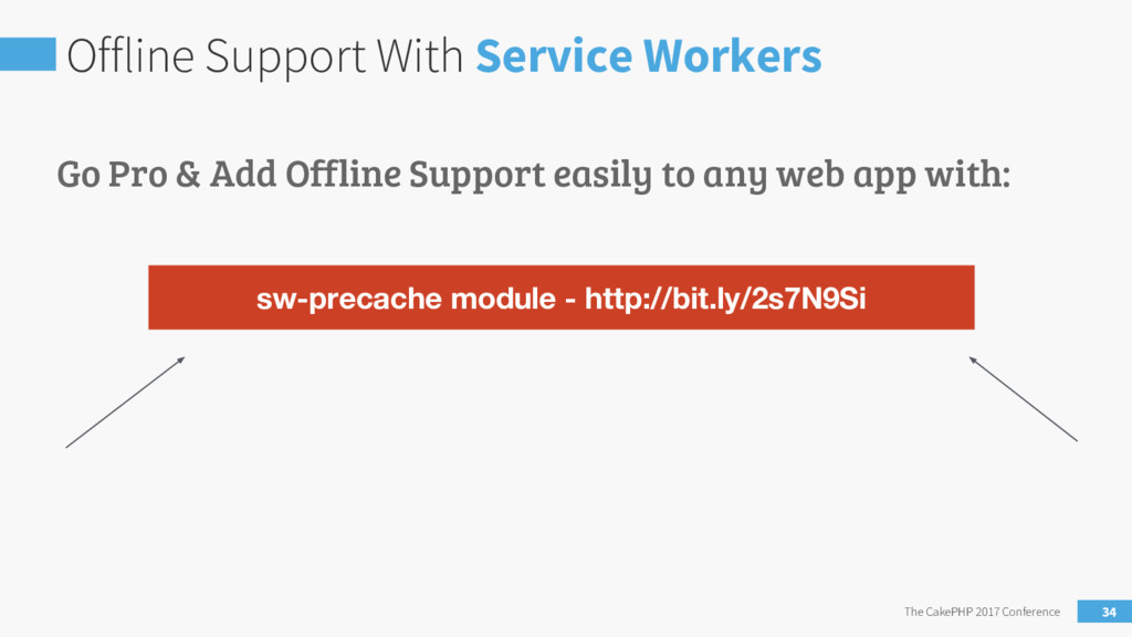 Offline Support With Service Workers The CakePH...