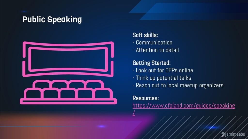 Soft skills: - Communication - Attention to det...