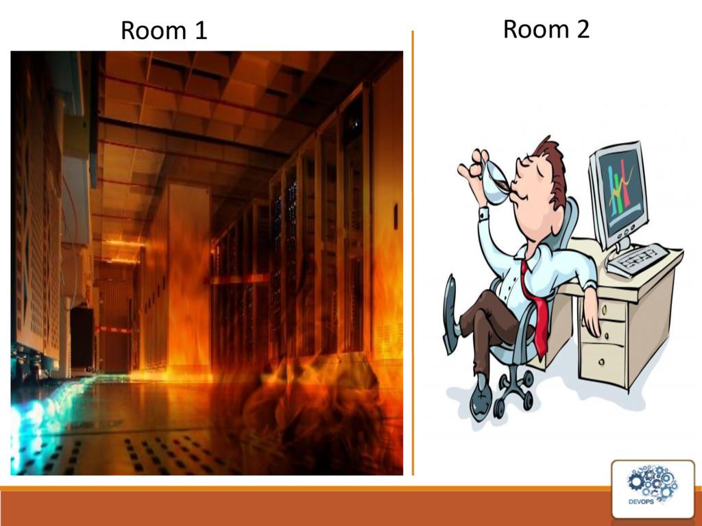 Room 1 Room 2