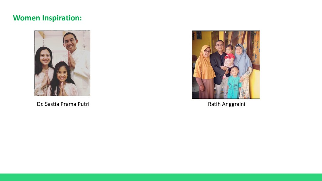 Women Inspiration: Dr. Sastia Prama Putri Ratih...