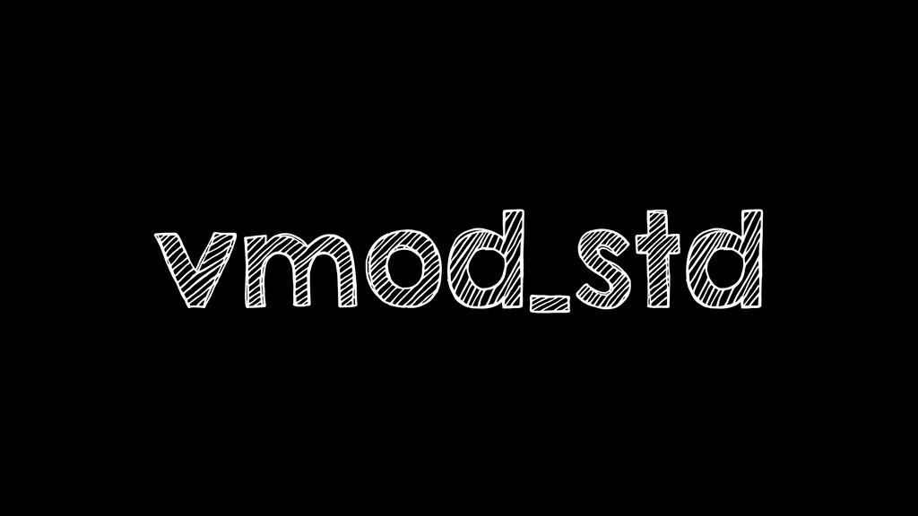 vmod_std