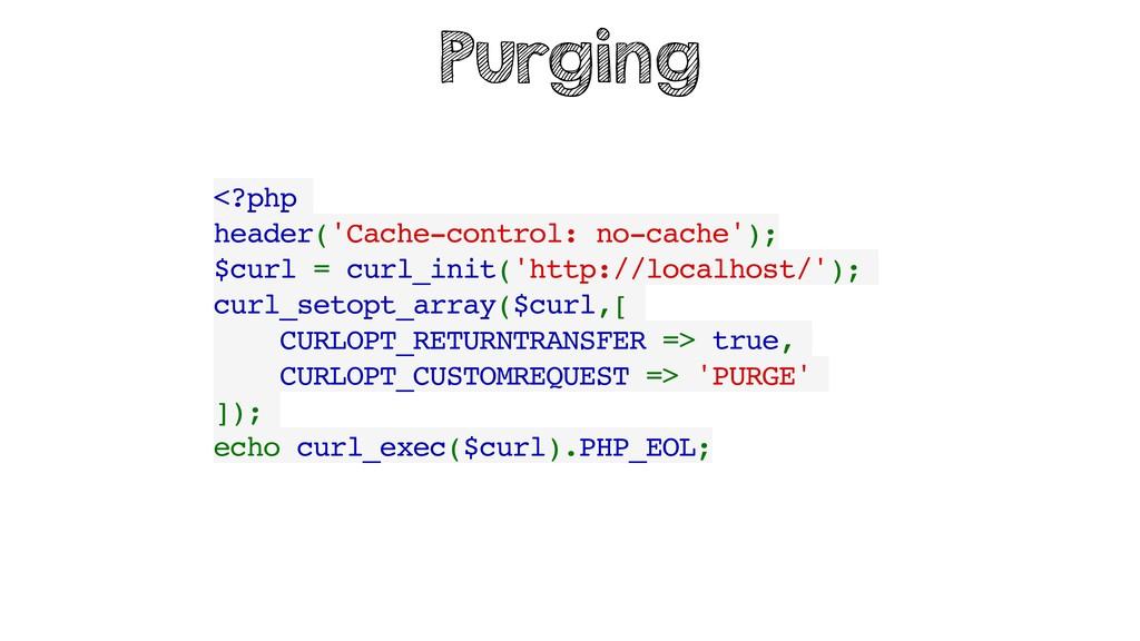 <?php header('Cache-control: no-cache'); $curl ...