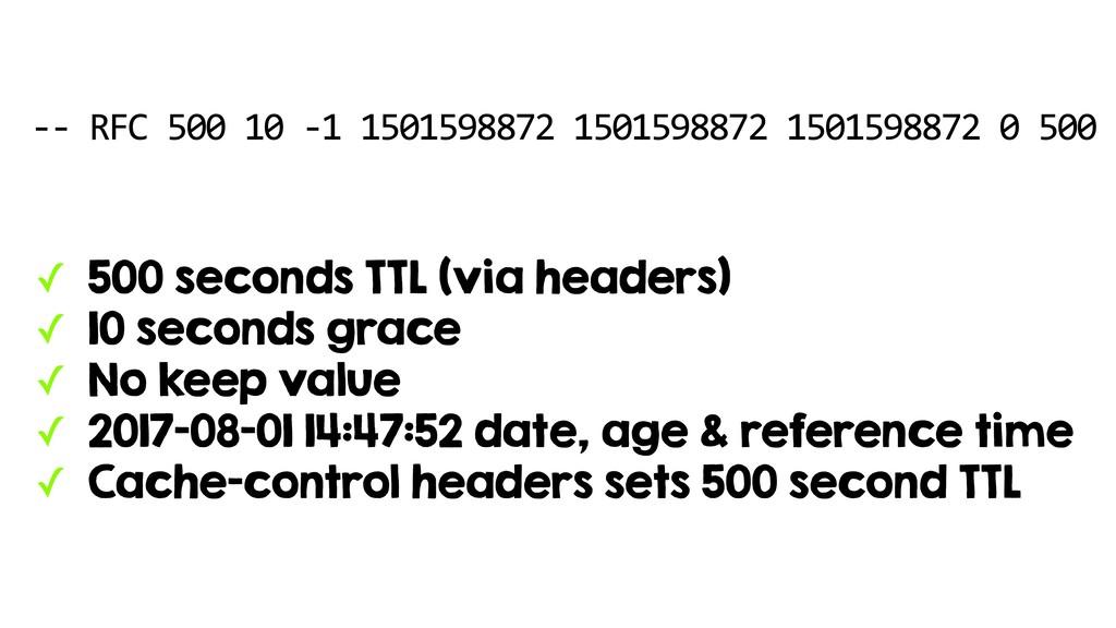 -- RFC 500 10 -1 1501598872 1501598872 15015988...