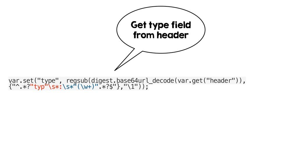 "var.set(""type"", regsub(digest.base64url_decode(..."