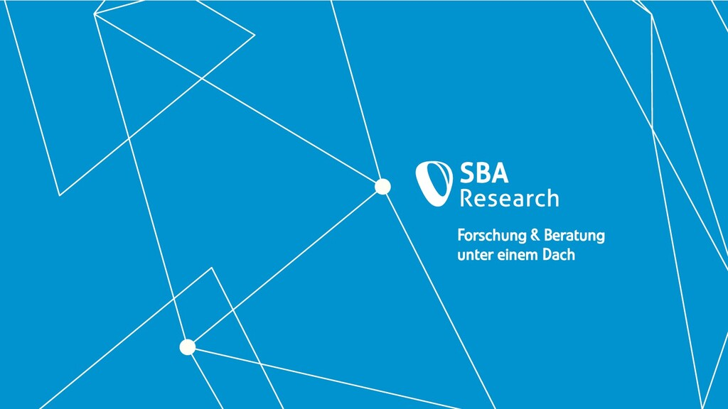 27 Forschung & Beratung unter einem Dach