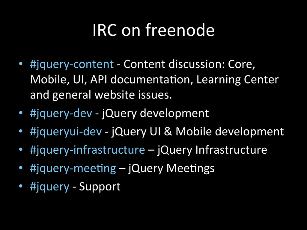 IRC	