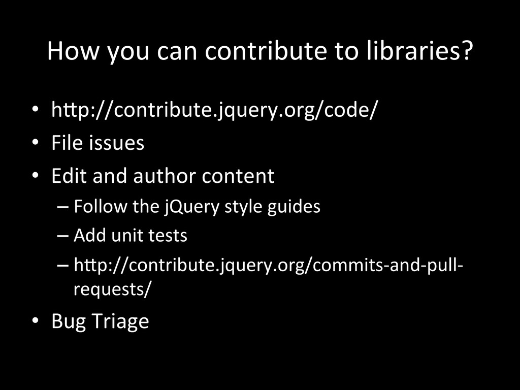 How	