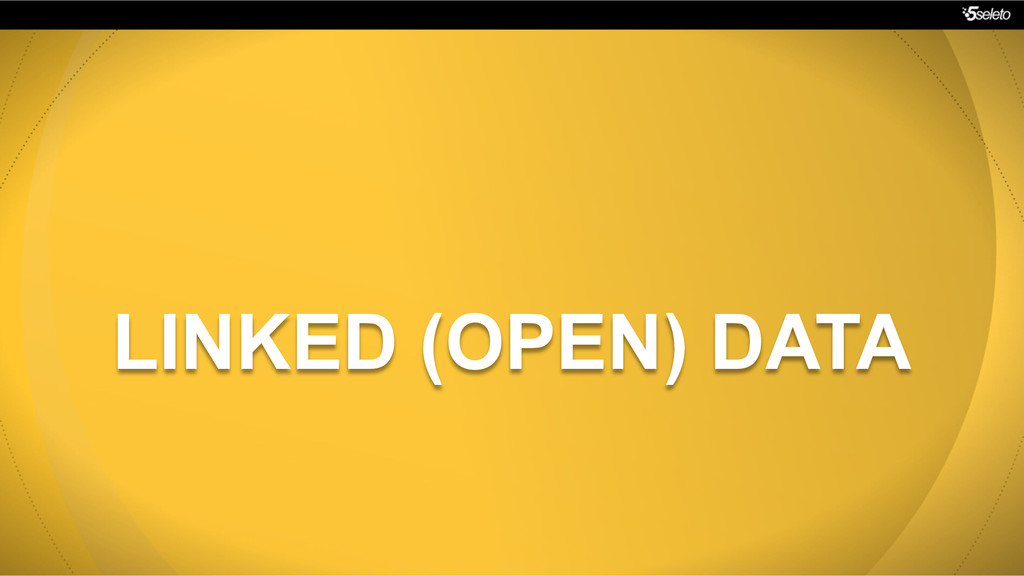 LINKED (OPEN) DATA