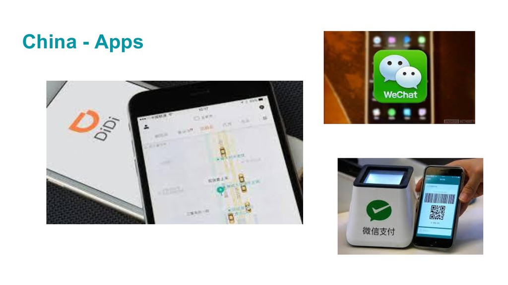 China - Apps